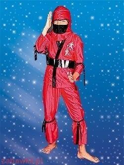 Sezamik STRÓJ karnawałowy Ninja 0470