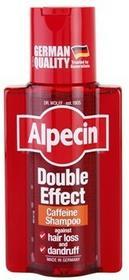 Alpecin Double Effect szampon kofeinowy dla mężczyzn przeciw łupieżowi i wypadan