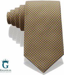 Arcuri Włoski Krawat jedwabny 14801/16