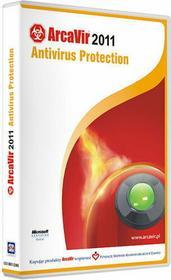 ArcaBit ArcaVir 2011 Antivirus Protection (20 stan. / 1 rok) UPG