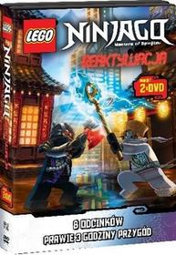Kolekcja Lego Ninjago Reaktywacja DVD) Peter Hausner Martin Skov