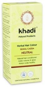 KhadiHenna do włosów bezbarwna Cassia 100g