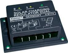 Solarny Regulator ładowania 12 V 16 A Kemo