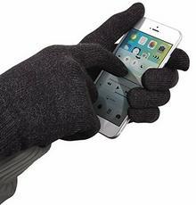 Trust Urban Sensus rękawiczki do ekranów dotykowych, czarny S/M 21095