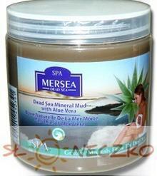 Mersea Maska z błota Morza Martwego z Aloesem 500ml Mersea 1749