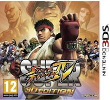 CAPCOM Super Street Fighter IV 3D Edition 3DS