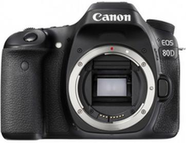 CanonEOS 80D body czarny