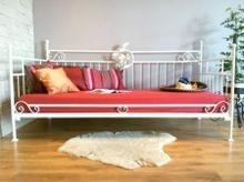 Lak System Łóżka metalowe Łóżko metalowe sofa 80x200 wzór 10 K 8020010k