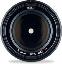 Carl Zeiss Batis 1.8/85