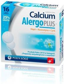 Polfa Calcium Alergo Plus