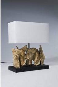 Kare Design Nature Vertical Kare Lampa Drewniana - 31762