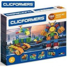 Clics CLICSFORMERS Klocki 150 el. 801005