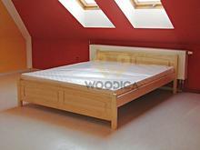Woodica Łóżko Frez 200x200