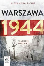 Warszawa 1944. Tragiczne Powstanie (MOBI)