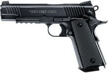 Umarex Wiatrówka Colt 1911 M45 CQBP Blow Back 4,5 mm Black (5.8176)