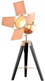 Invicta Interior Lampa stołowa Hollywood miedziana - i36848