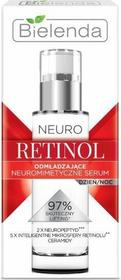 Bielenda Neuro Retinol Serum neuromimetyczne odmładzające na dzień i noc 30ml