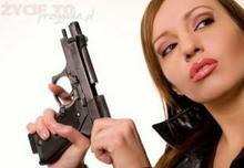 Szkolenie strzeleckie tylko dla Pań