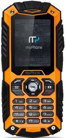 myPhone HAMMER PLUS Pomarańczowy