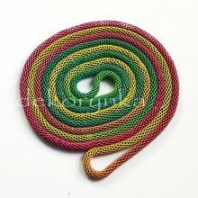 Lan27 Łańcuch ażurowy ozdobny kolorowy 3,5mm