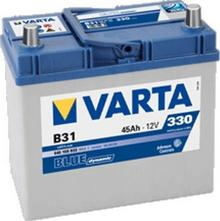 Varta Blue Dynamic B31 45 Ah 330 A)