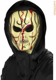 Maska OBCY z krwią
