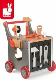 Janod Wózek Warsztat Magnetyczny z narzędziami