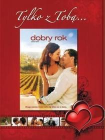 Dobry rok Kartka walentynkowa) DVD) Ridley Scott