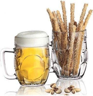 Glasmark Kufel do piwa Kompan 0.5 L