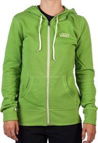 Vans bluza damska Link zip up hoodie,foliage