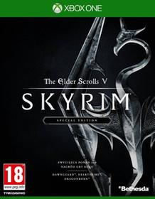 The Elder Scrolls V Skyrim Special Edition PL XONE