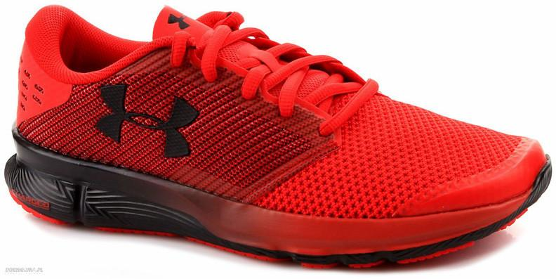 Under Armour Charged Reckless 1288071-600 czerwony