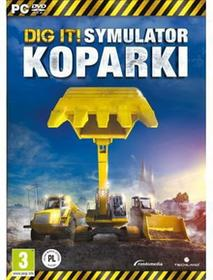 Symulator Koparki 2015 Dig it! PC
