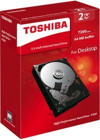 Toshiba P300 2TB HDWD120EZSTA