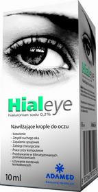 Adamed Hialeye 0,2% 10 ml