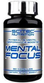 Scitec Mental Focus 90 kaps.