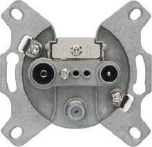 Berker Gniazdo RTVSAT nieprzelotowe (mechanizm) 53455311