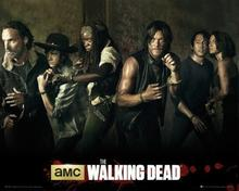 The Walking Dead Sezon 5 Plakat