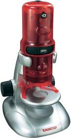 Mikroskop cyfrowy Tasco 780200T 2 Mpix powiększenie 10x 60x 120x