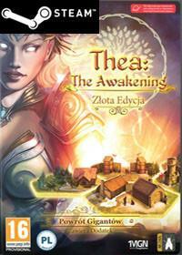 CD Projekt Red Studio THEA: The Awakening - Złota Edycja STEAM