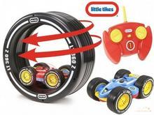 Little Tikes Samochód RC 2w1 Jeżdżące Koło Tire Twister 638541E4C