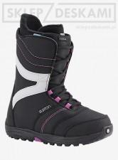 Burton Coco Black / Purple