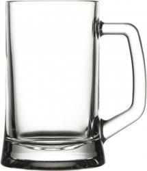 Pasabahce STALGAST Kufel do piwa / V 385 ml / H 134 mm / śr. 77 mm / / 400104