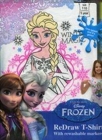 Koszulka Frozen 110 cm / wysyłka w 24h od 3,99