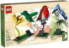 LEGO Ideas Ptaki 21301