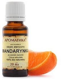 Aromatika Olejek Mandarynkowy  Mandarynka , , 100% Naturalny/ Rozstępy 2915519