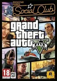 Rockstar Games DIGITAL Grand Theft Auto V GTA 5 (klucz ROCKSTAR)