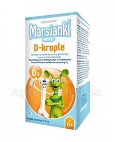 Walmark Marsjanki Mini D krople doustne 10 ml