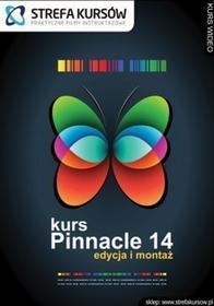MarkSoft Kurs Pinnacle 14 edycja i montaż (PC)