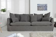Interior Sofa Clouds (3-os.) szara
